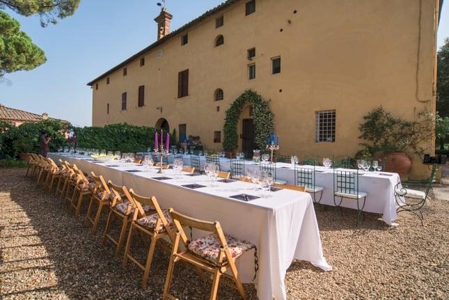 tavolo-villa-corsano-toscana-festa-matrimonio-pranzo